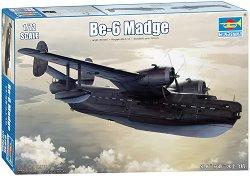 Съветски хидроплан - Be-6 Madge - Сглобяем авиомодел -