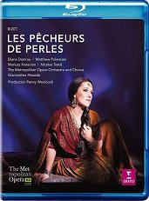 Bizet: Les Pecheurs de Perles - Blu-ray DVD -