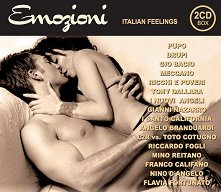 Emozioni: Italian Feelings - 2 CD Box - албум