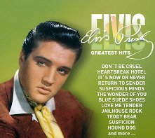 Elvis Presley Greatest Hits - 2 CD - компилация