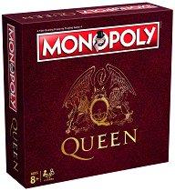 Монополи - Queen - Семейна бизнес игра -