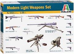 Модерни леки оръжия - Комплект сглобяеми оръжия -