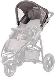 """Допълнителен сенник - Аксесоар за детска количка """"Speedi"""" -"""