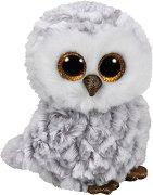 """Бухалче - Owlette - Плюшена играчка от серията """"Beanie Boos"""" - играчка"""