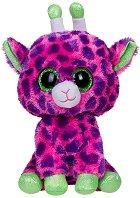 """Жирафче - Gilbert - Плюшена играчка от серията """"Beanie Boos"""" - играчка"""