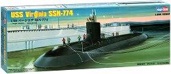 Подводница - USS Virginia SSN - 774 - Сглобяем модел - макет