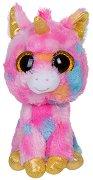"""Еднорог - Fantasia - Плюшена играчка от серията """"Beanie Boos"""" - играчка"""