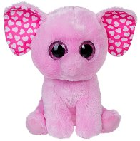 """Слонче - Sugar - Плюшена играчка от серията """"Beanie Boos"""" -"""