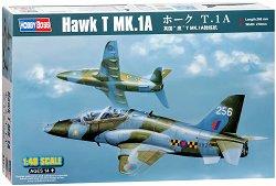 Британски изтребител - Hawk T MK.1A - Сглобяем авиомодел -