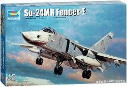 Руски бомбардировач - СУ-24МР Fencer-E - Сглобяем авиомодел -