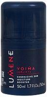 """Lumene Men Voima Energizing 24H Moisture Booster - Енергизиращ крем за лице за мъже от серията """"Men Voima"""" -"""