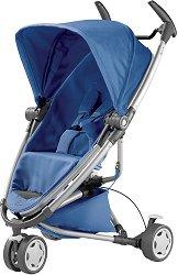 Комбинирана бебешка количка - Zapp Xtra 2 - С 3 колела -