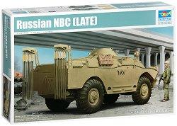 Руски бронетранспортьор - NBC Late - Сглобяем модел -