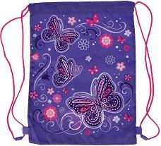 Спортна торба - Butterfly - детски аксесоар