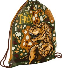 Спортна торба - T-Rex - детски аксесоар