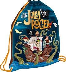 Спортна торба - Jolly Roger -