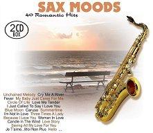 Sax Moods: 40 Romantic Hits - компилация
