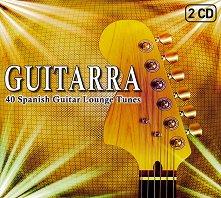 Guitarra: 40 Spanish Guitar Lounge Tunes - 2 CD - компилация