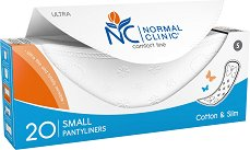 Normal Clinic Ultra Comfort Line Small Pantyliners - шампоан