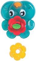 Плаващо слонче - Детска играчка за баня - играчка