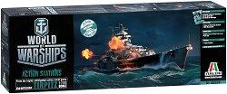 """Боен кораб - Tirpitz - Сглобяем модел от серията """"World of Warships - Action Stations"""" -"""