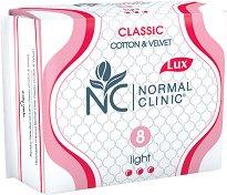 Normal Clinic Classic Cotton & Velvet Light -