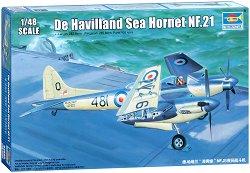 Британски самолет - Sea Hornet NF.21 De Havilland -