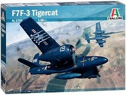 Военен самолет - F7F 3 Tigercat - Сглобяем авиомодел -