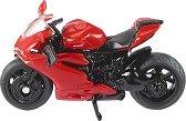 """Мотор - Ducati Panigale 1299 - Метална играчка от серията """"Super: Camping & Leisure"""" -"""
