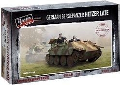 Военен танк - Bergepanzer 38(t) Hetzer Late - Сглобяем модел лимитирана серия -