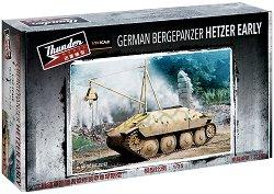 Военен танк - Bergepanzer 38(t) Hetzer Early -