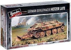 Военен танк - Bergepanzer 38(t) Hetzer Late -