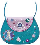 """Направи сама чанта - Елза - Творчески комплект от серията """"Замръзналото кралство"""" -"""