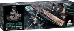 """Американски самолетоносач - USS ESSEX - Сглобяем модел от серията """"World of Warships - Action Stations"""" -"""
