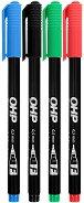 Перманентни маркери - Ico OHP F 0.5 mm