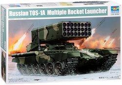 Руска тежка огнеметна система - ТОС-1А -