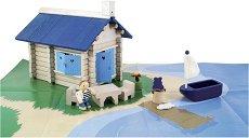 Морска вила - Дървен конструктор -
