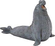 """Морски слон - Фигура от серията """"Морски животни"""" - фигура"""