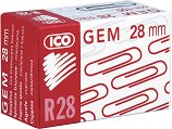 Медни кламери - Ico R 28