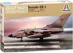 Изтребител-бомбардировач - Tornado GR.1 - Сглобяем авиомодел -