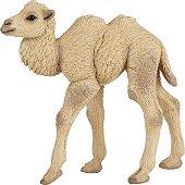 """Двугърба камила - бебе - Фигура от серията """"Диви животни"""" - фигури"""