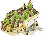 """Рогата жаба - Фигура от серията """"Диви животни"""" - фигура"""