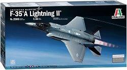 Изтребител - F-35 A Lightning II - Сглобяем авиомодел -
