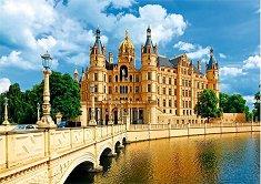 Замъкът Шверин, Германия - пъзел