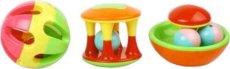 Бебешки активни играчки - Roll around & shakable - играчка