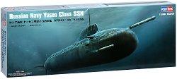 Руска подводница -  Ясен клас ССН - Сглобяем модел -