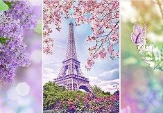 Пролет в Париж - пъзел