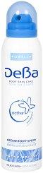 """Крем-дезодорант за тяло - Balance - От серията """"Body Skin Care"""" -"""