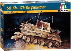Германски танк - Sd. Kfz. 179 Bergepanther - макет