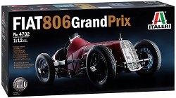 Състезателен автомобил - FIAT 806 Grand Prix -
